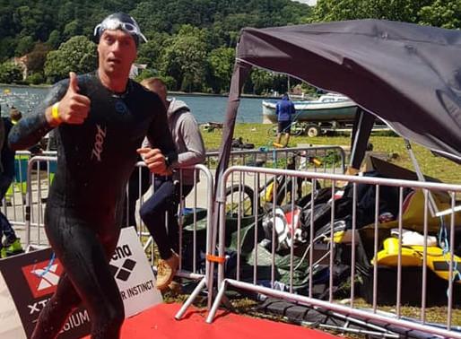 Il Triathlon: che razza di sport. Dai 100 kg a XTERRA Italy Lake Scanno. Un'esperienza di cross.