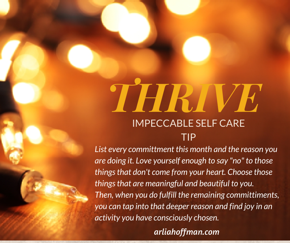 THRIVE tip