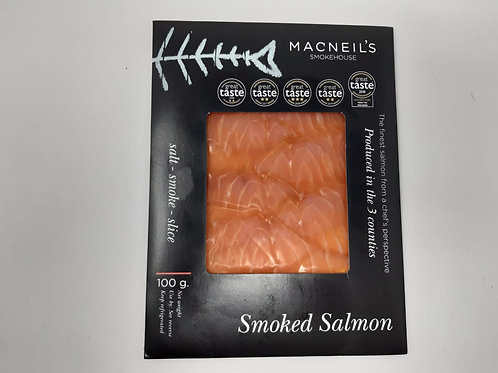 MACNEILS Smoked Salmon 100g