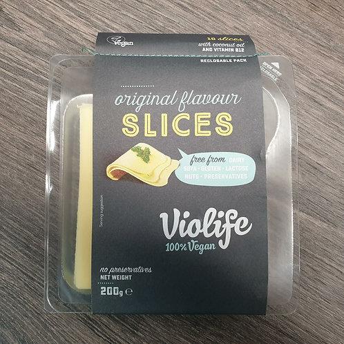 Violife Vegan Cheese Slices 200g