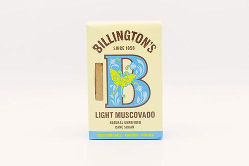 Billington's Light Muscovado