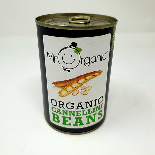 Organic Cannelloni Beans