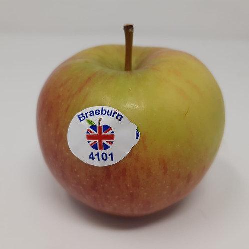 English Braeburn Apple