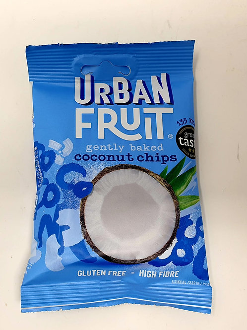 Urban Fruit Baked Coconut Chips