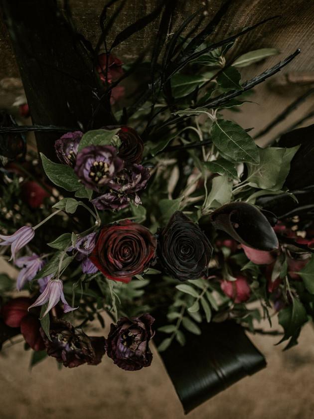 decadent bouquet