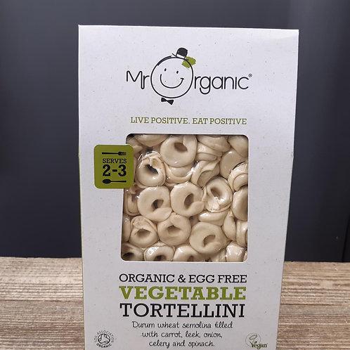 Mr Organic Vegetable Tortellini 250g