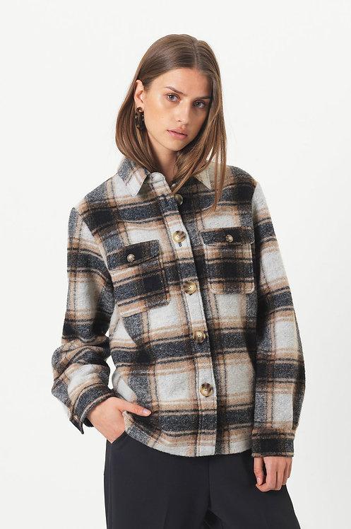 Amber Shirt Jacket - Second Female