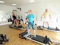 Pilates 4U reformer class
