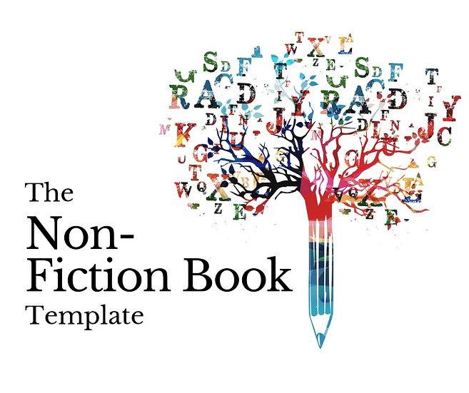 The Non-Fiction Book Template