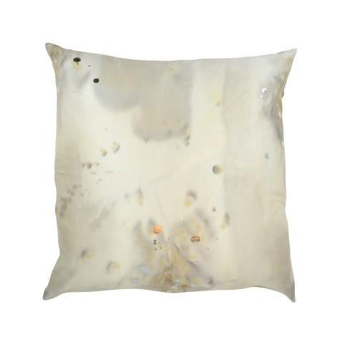 Aviva Stanoff Thunder Stardust with Silver Detail Cushion