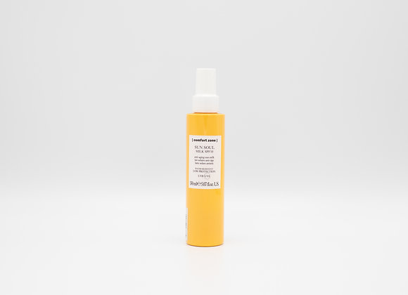 Sun Soul Body Milk Spray SPF15