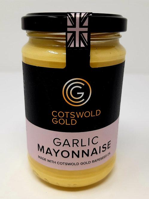 Cotswold Gold Garlic Mayonnaise 248g