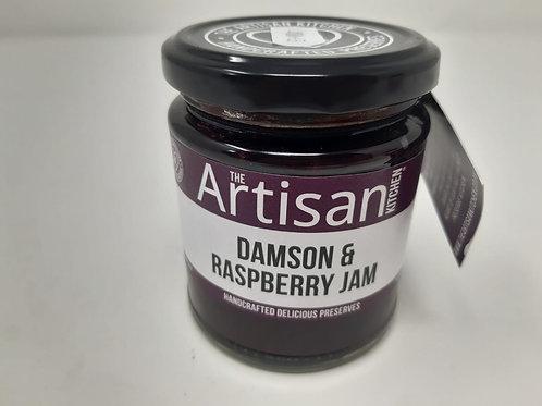 Damson & Raspberry Jam  200g