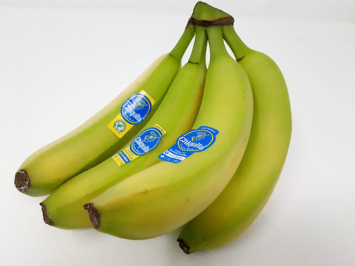 Fairtrade Bananans - Bunch of 5