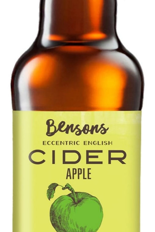 Bensons Apple Cider 500ml