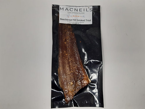 MACNEILS Hot Smoked Trout Fillet
