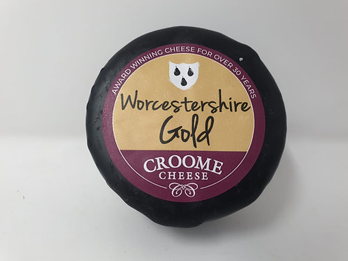 Croome Cheese Worcestershire Gold 150g