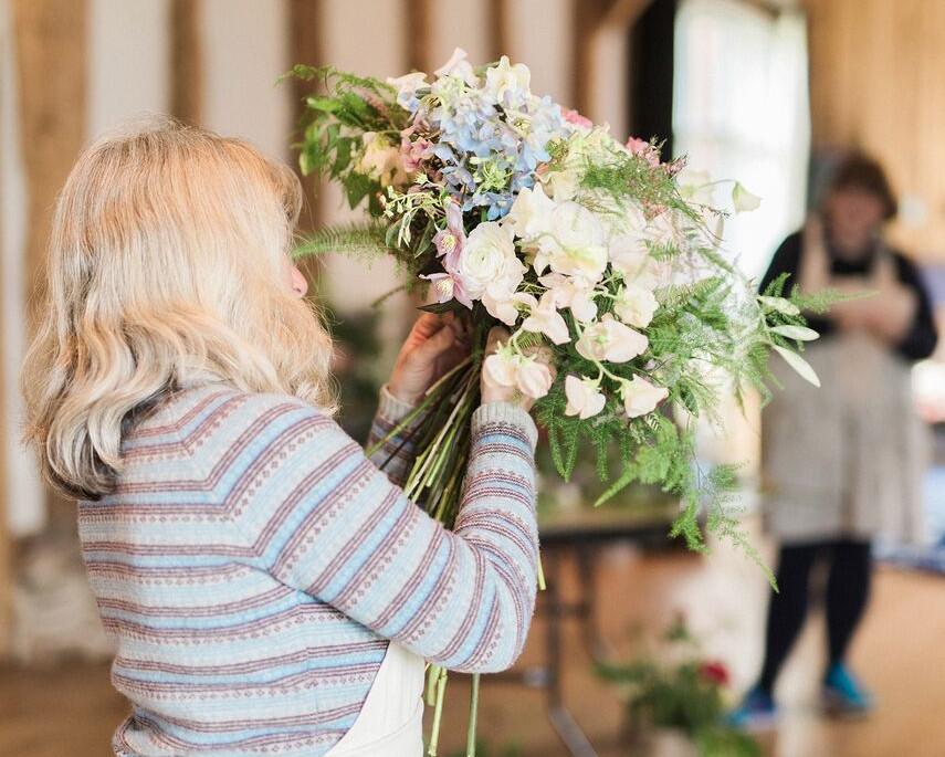Caroline Clements Flowers