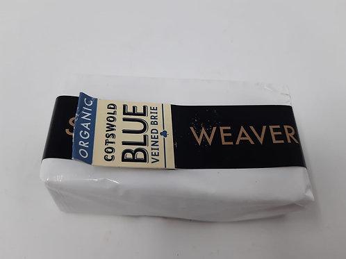 Simon Weaver Cotswold Organic Blue Brie 140g