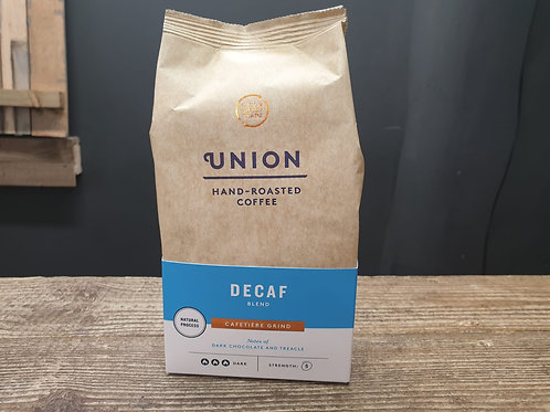 Union Coffee Decaf 200g