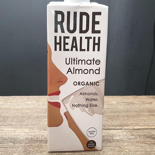 Rude Health Ultimate Almond 1L