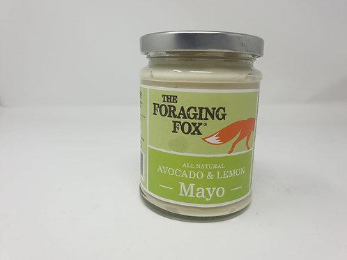 The Foraging Fox Avacado & Lemon Mayo