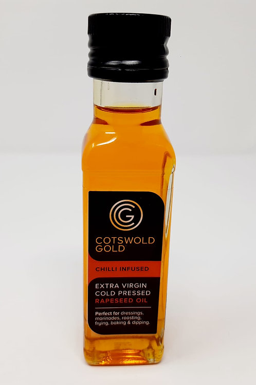 Cotswold Gold Chilli Infused Oil 100ml