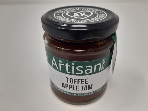 Artisan Kitchen Toffee Apple Jam 200g