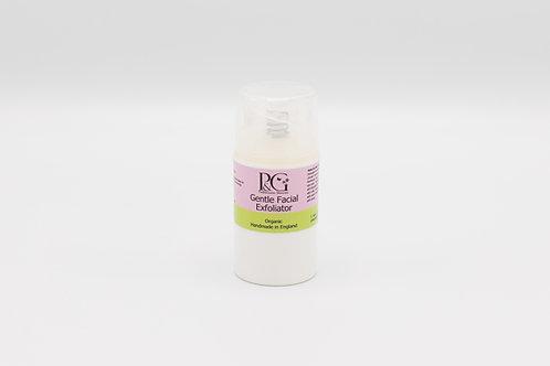 Organic Gentle Facial Exfoliator – 30ml