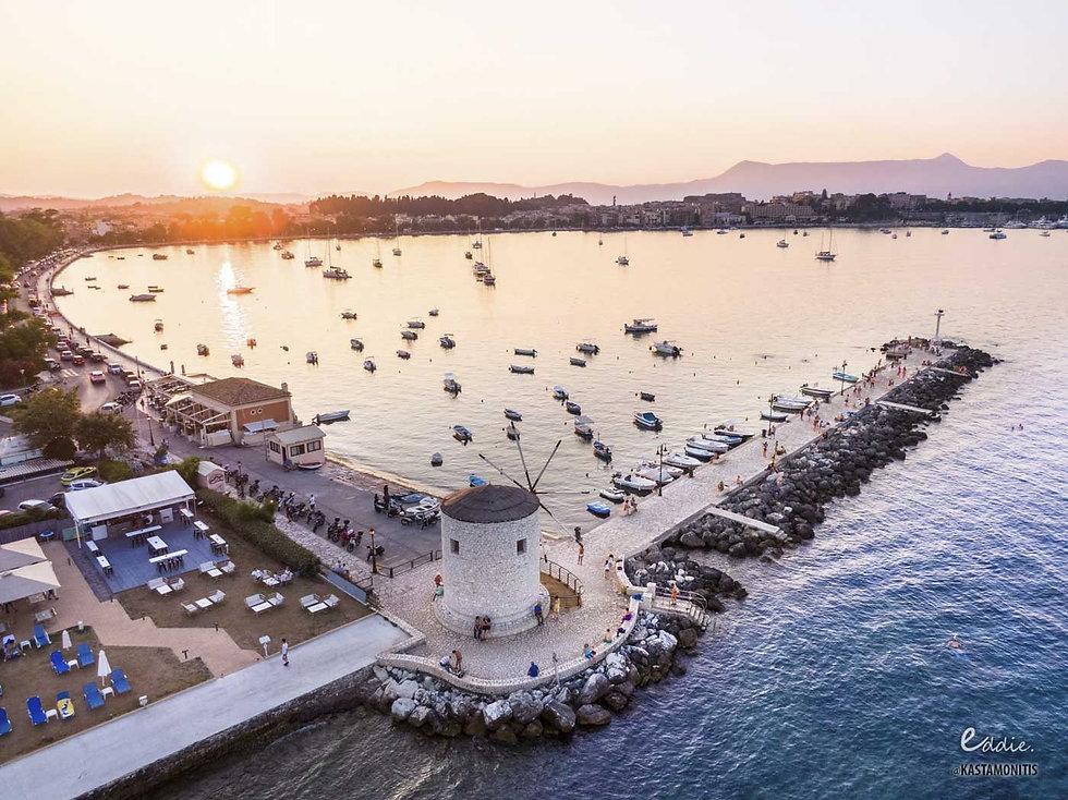 corfu-luxury-cruise-vido-old-town-pontik