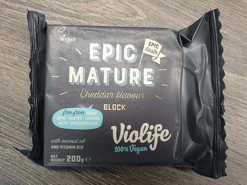 Violife Epic Mature Vegan Cheese 200g