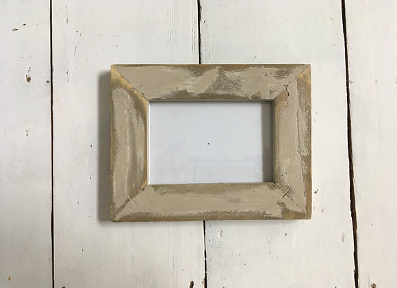 Ntombi Mini Rustic Picture Frame - Putty