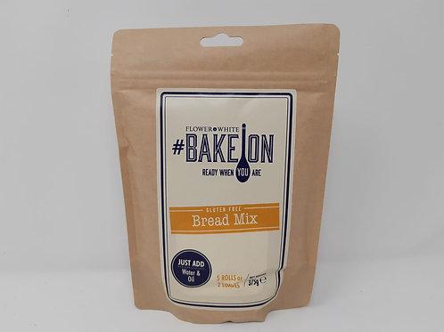 Flower & White Bake On Gluten-free Bread Mix