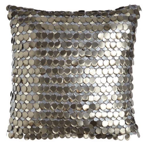 Aviva Stanoff Teardrop in Pewter Cushion