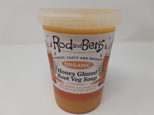 Rod & Ben's Honey Glazed Root Veg Soup