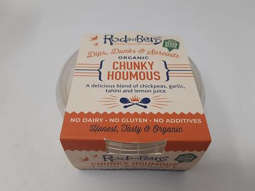 Rod & Ben's Chunky Houmous