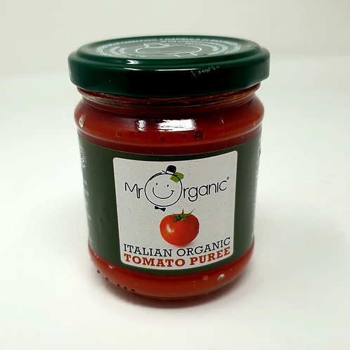 Mr Organic Tomato Puree 200g