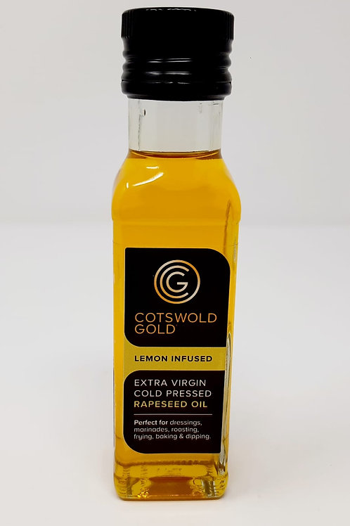 Cotswold Gold Lemon Infused Oil 100ml