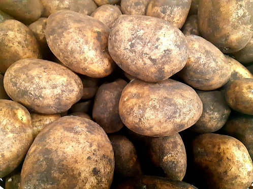 Muddy Maris Piper Potatoes 1kg