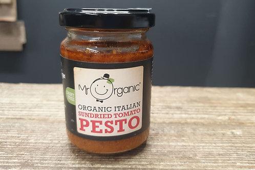 Mr Organic Sundried Tomato Pesto 130g