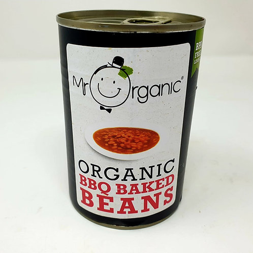 Organic BBQ Baked Beans