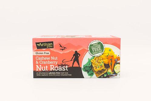 Artisan Grains Cashew & Cranberry Nut Roast Mix