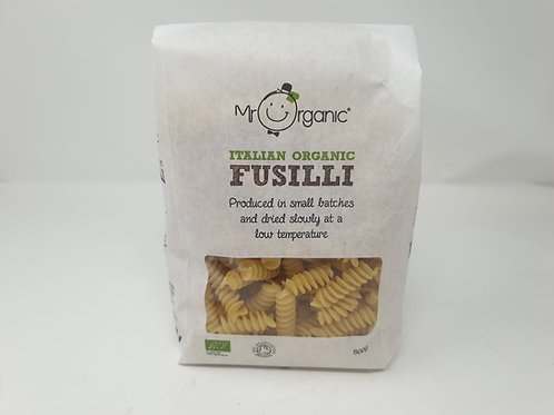 Mr Organic Fusilli Pasta 500g