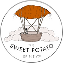 sweet potato spirit co logo