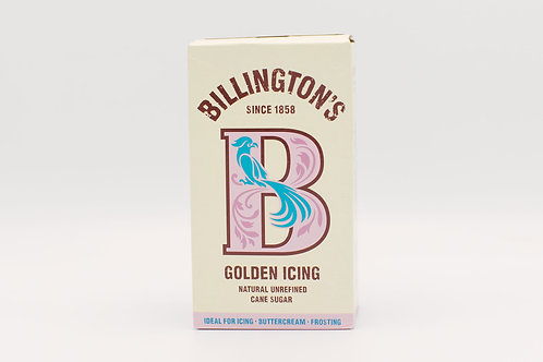 Billington's Golden Icing