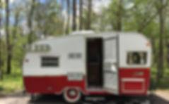 vintage camper rv rental