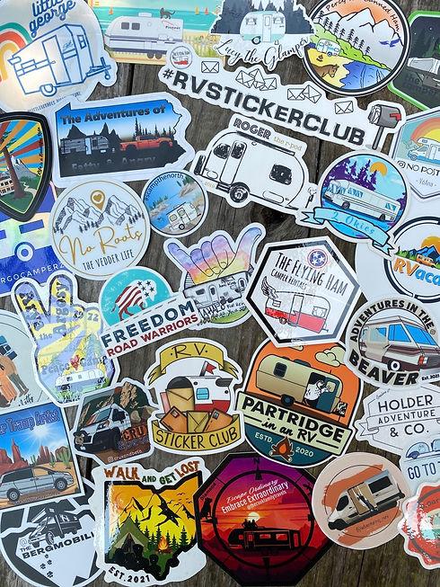 RV Sticker Club