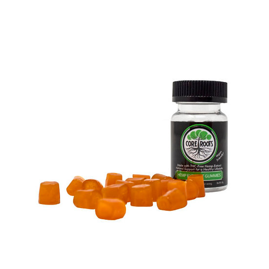 Core Roots CBD Gummies