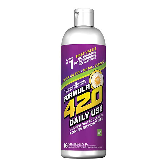 420 Daily Use Cleaner