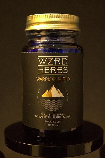 """Wizard Herbs """"Warrior Blend"""" Vegan Caps"""